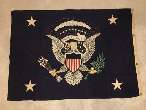 Presidential Flag, Naval Size 6