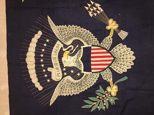 Presidential Flag, Naval Size 6