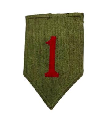 2 patch US WW2