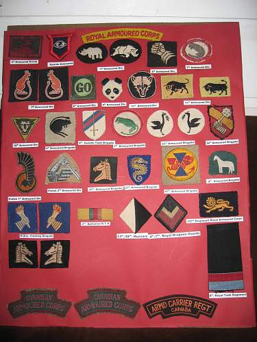 Click image for larger version.  Name:Cloth badge collection 020.jpg Views:3363 Size:186.7 KB ID:153360