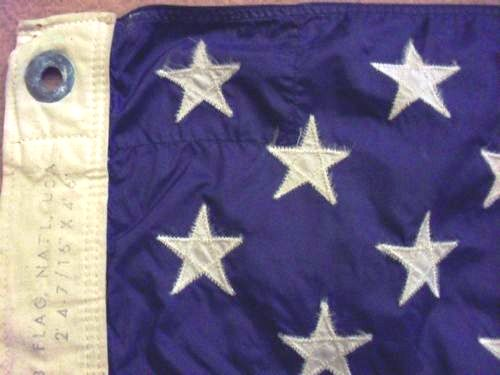Another 50 star US flag