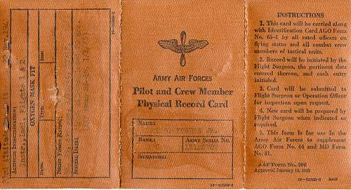 USAAF insignia. ww2 or fake? & what are the cap badges?