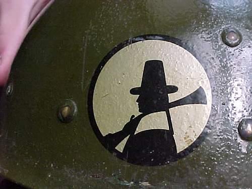 Need info on helmet decal