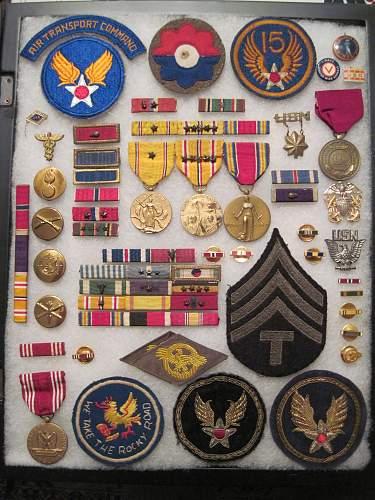 A few U.S. items