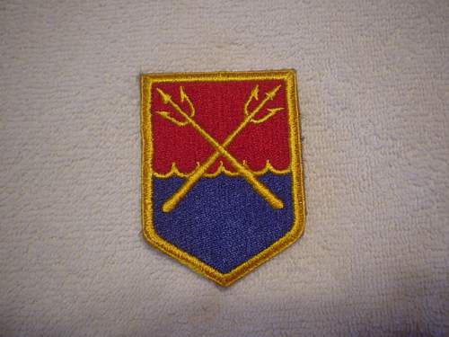 ID'ing These shoulder patches