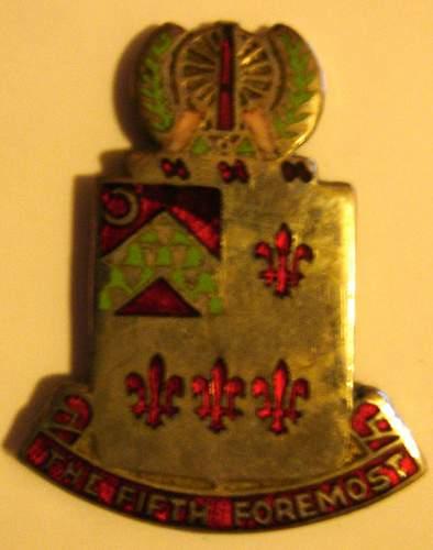 Unit Badges/Pins