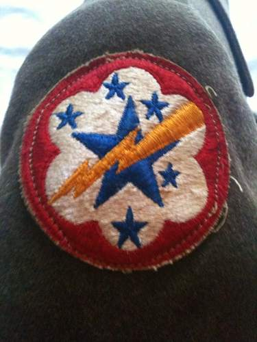 What kind of patch is this?