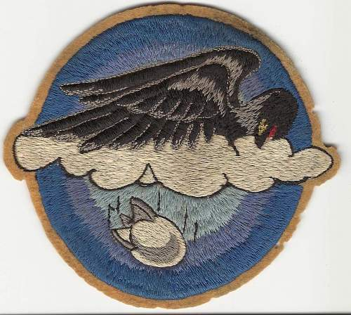 Can anyone help i.d. These ww2 bomber patches?