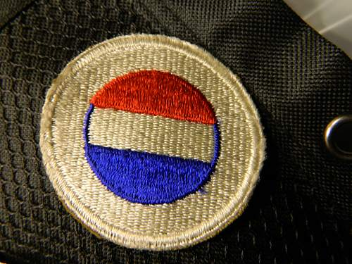 Wwii ghq reserve patch 506th 101st question