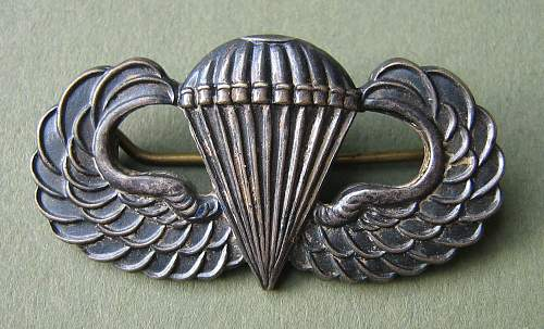 wwii wings i think