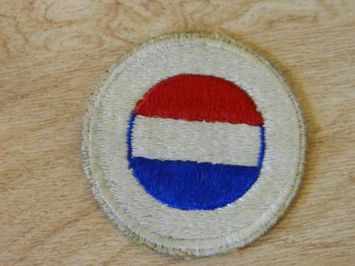 just bought these WWII 2 patches and a major pin wondering if they are original