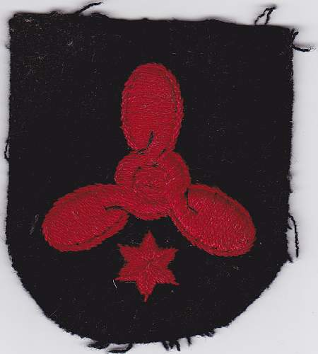 Naval patch