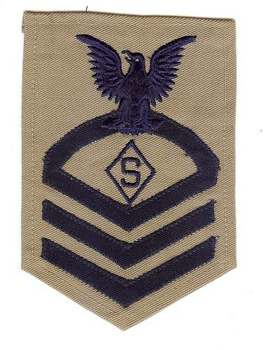 Us navy rating badges