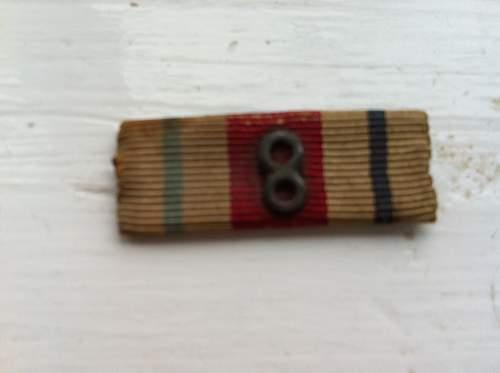 My Grandfathers insignia