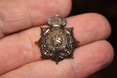 Any ideas about this badge?