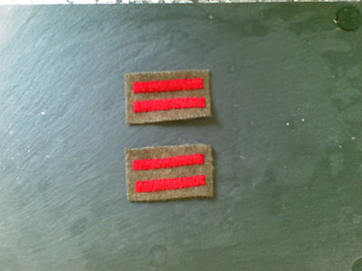 Help with British flashes and badges: Somerset Light Infantry