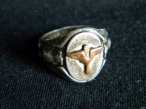 USAAF ring