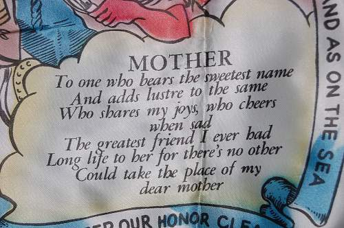 Mother's Pillow Cover