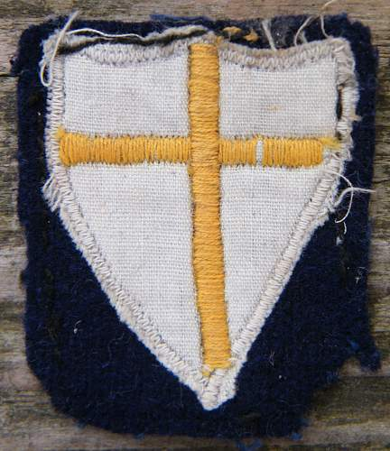 8th army patches