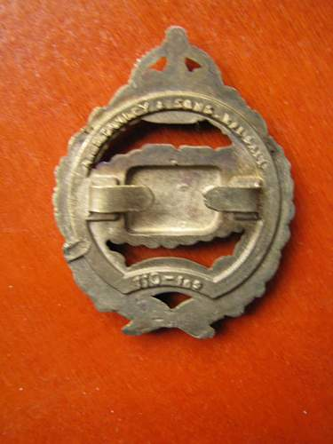 Click image for larger version.  Name:RTR economy cap badge reverse.jpg Views:148 Size:47.5 KB ID:347160