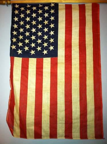 49 Star American Flag
