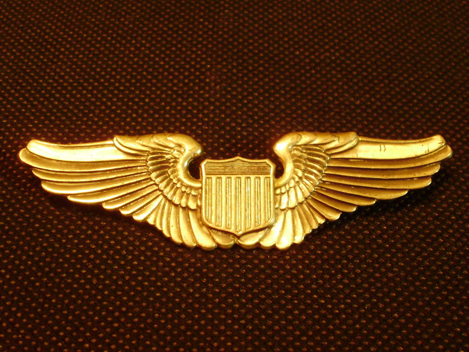 wwii us army air force pilot wings page 2