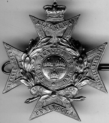 Victorian badge identification please