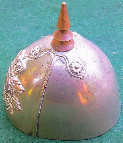 Strange Helmet like thingamabob??