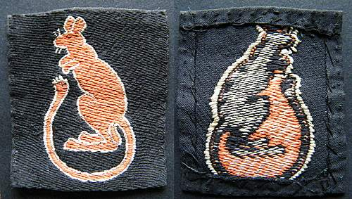 Click image for larger version.  Name:7th armd div patch post war type 1948.jpg Views:132 Size:382.4 KB ID:391938