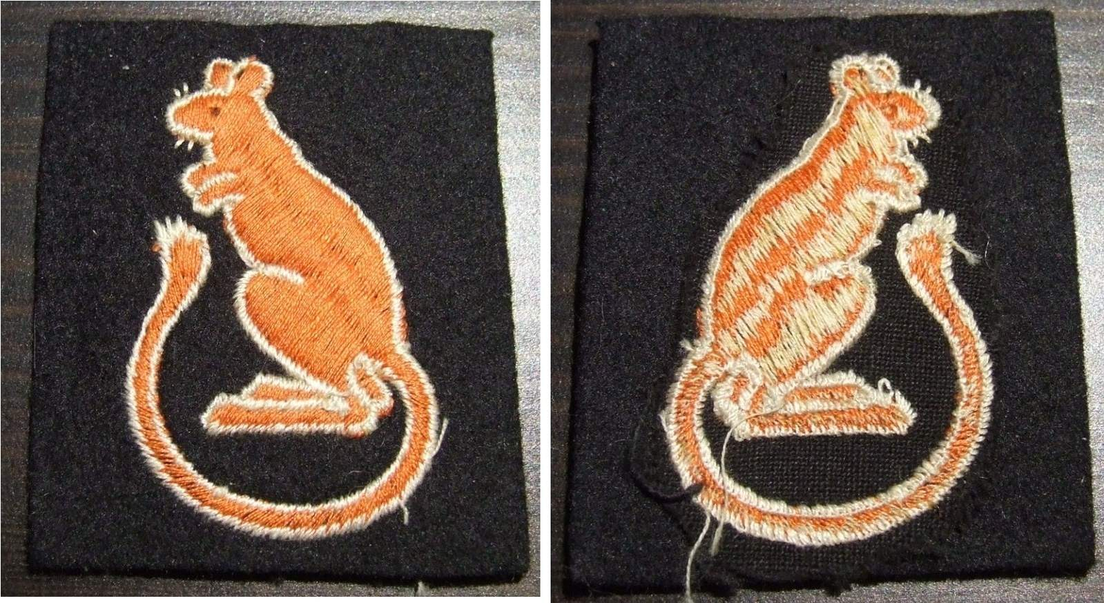 7th armoured div patches for Div on top of div
