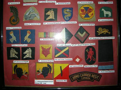 Click image for larger version.  Name:Armoured Div. Badges 003.jpg Views:1461 Size:225.9 KB ID:398724
