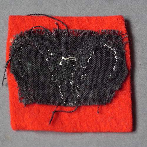 Another New Patch ~ 1 AGRA (Army Groups Royal Artillery)  Genuine or Repro?