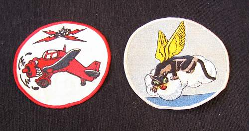 Please help id these patches