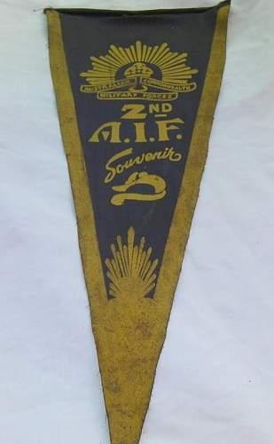 2nd A.I.F.
