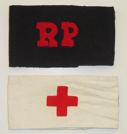 WW2 medics armband