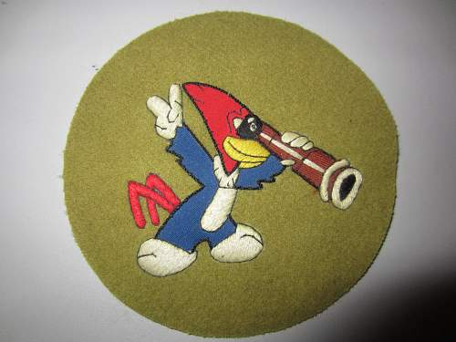 USAAF Patch ?