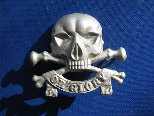 17th/ 21st Lancers Motto's