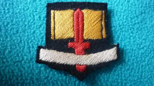 Unknow badge