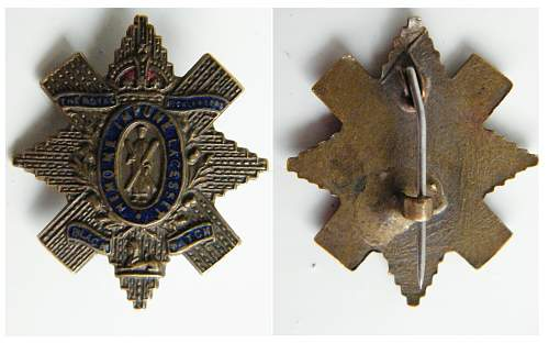 Click image for larger version.  Name:Black watch lapel badge s.jpg Views:53 Size:178.7 KB ID:451997