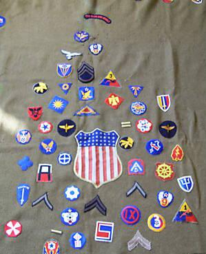 US patch blanket