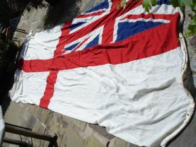 WW2 Royal Navy Ensign Flag