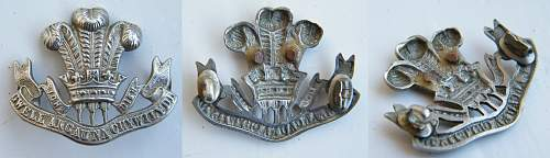 Click image for larger version.  Name:Welsh regiment sweetheart collar m.jpg Views:161 Size:305.9 KB ID:460245