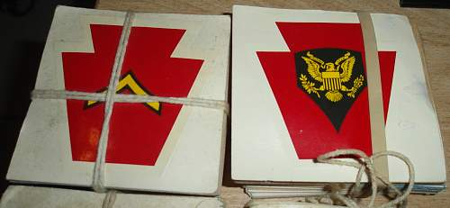 I purchased a whole bunch of helmet decals at a flea market and need help identifying!!
