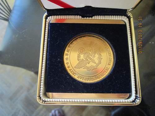 Commemorative Medal?