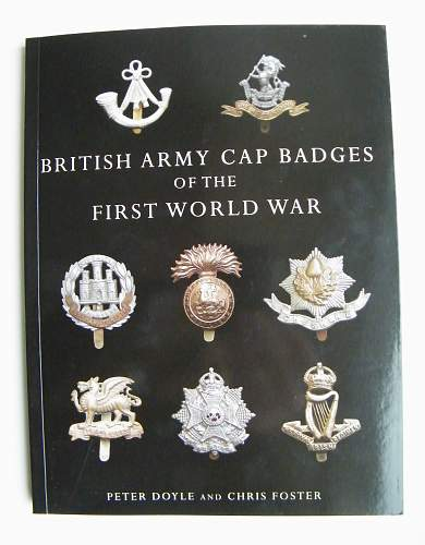 Click image for larger version.  Name:British cap badges of WWI.jpg Views:1391 Size:264.6 KB ID:482602