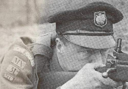 upper thames patrol cloth badge