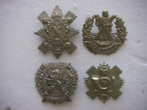Click image for larger version.  Name:British Reg-Corps badges 1.jpg Views:127 Size:289.9 KB ID:496964