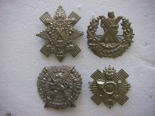 Click image for larger version.  Name:British Reg-Corps badges 1.jpg Views:88 Size:289.9 KB ID:496964