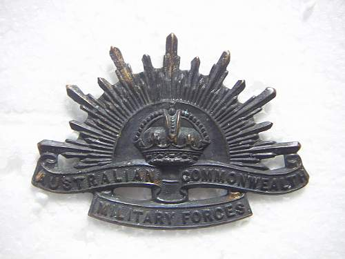 Click image for larger version.  Name:General Service Badge unmarked 1.jpg Views:52 Size:187.8 KB ID:505113