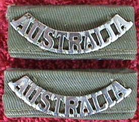 Post your WW2 Australian Insignia.